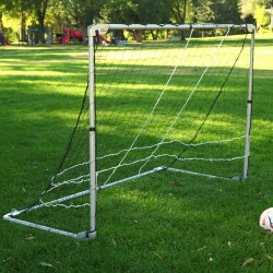 Lifetime 7x5 ft Adjustable Height Portable Soccer Goal (90046)