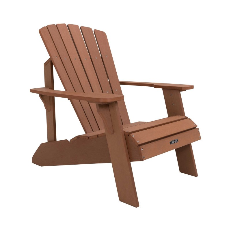 Lifetime Faux Wood Adirondack Chair (60064)