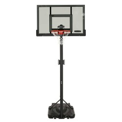 Lifetime 52-Inch Polycarbonate Adjustable Portable Basketball Hoop (90770)