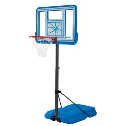 Lifetime 44-Inch Polycarbonate Pool Side Adjustable Portable Basketball Hoop (90742)