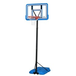 Lifetime 44in. Pro Court Shatterproof Fusion Portable Basketball Hoop - Blue (90688)