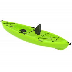 Lifetime 10 Ft Sit-On-Top Tioga 120 Kayak - Lime Green (90534)