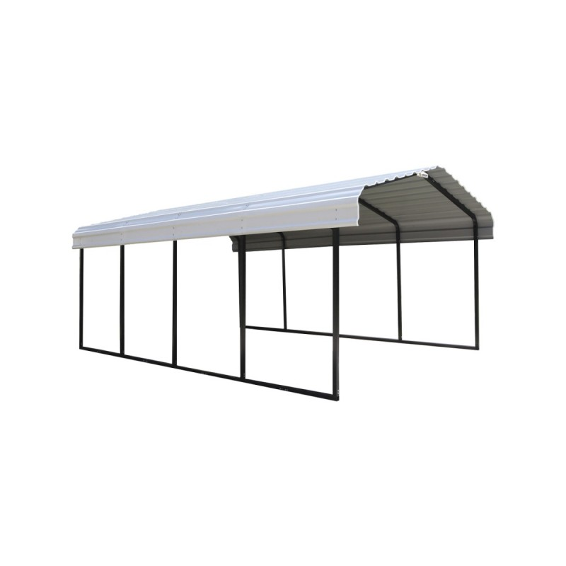 Arrow 12'x20'x7' Carport Kit (CPH122007)