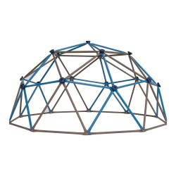 "Lifetime 54"" Dome Climber - Brown and Blue (90939)"