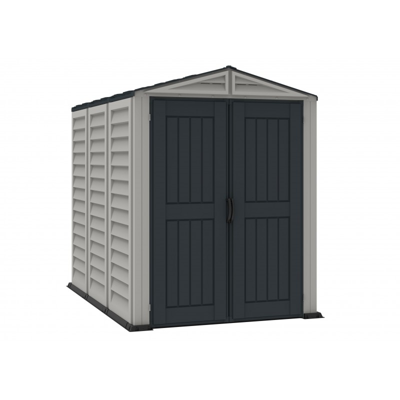 DuraMax 5x8 YardMate Plus Vinyl Storage Shed (35825)