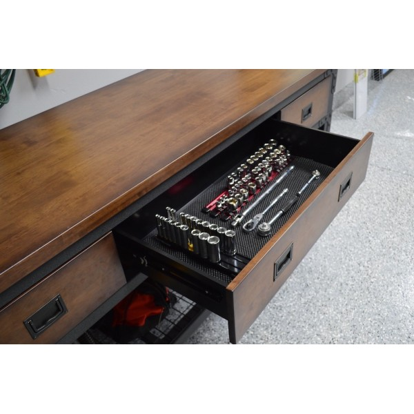 Duramax 72 Quot X24 Quot Rolling Workbench 3 Drawers Wb68001
