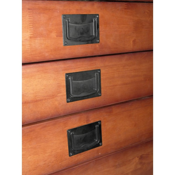 Duramax 48 Quot X24 Quot Rolling Tool Chest 5 Drawers Tc68005