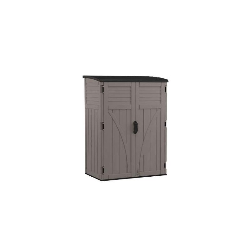 Suncast 54 cu. ft. Vertical Shed (BMS5700SB)