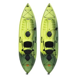 "Lifetime Angler Tamarack 10'0"" Fishing Kayak - 2 Pack (90921)"
