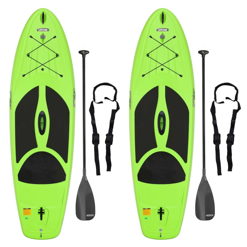 """Lifetime Horizon 10'0"""" Stand-Up Paddleboard - 2 Pack (90891)"""