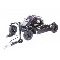 "Swisher Kawasaki 14.5 HP 44"" 12V Pro BrushKing 4 Wheeled Rough Cut Trailcutter (RC14544CP4K)"