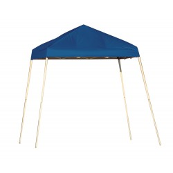 ShelterLogic 8x8 Slant Leg Pop-up Canopy - Blue (22568)