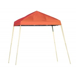 Shelter Logic 8x8 Slant Leg Pop-up Canopy - Black (22736)