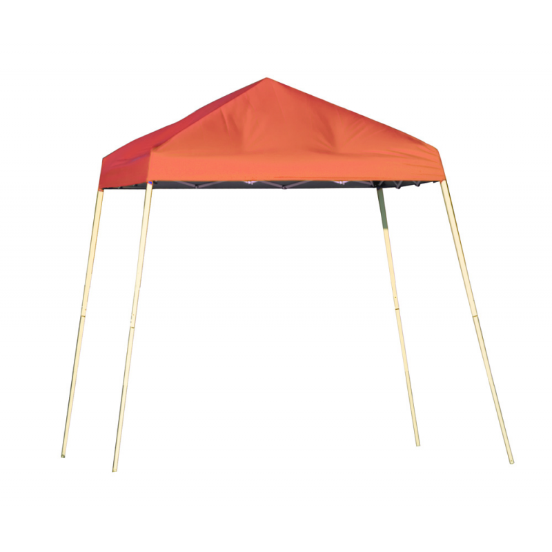 Shelter Logic 10x10 Slant Leg Pop-up Canopy - Terracotta (22737)