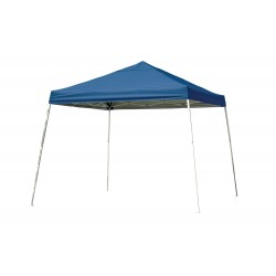 Shelter Logic 12x12 Slant Leg Pop-up Canopy - Blue (22546)