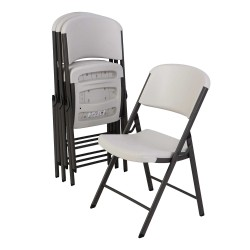 Lifetime Classic Folding Chair - 32 Pk (Commercial) (2803)