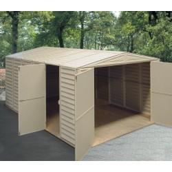 DuraMax 10x18 Vinyl Storage Garage Kit (01116)