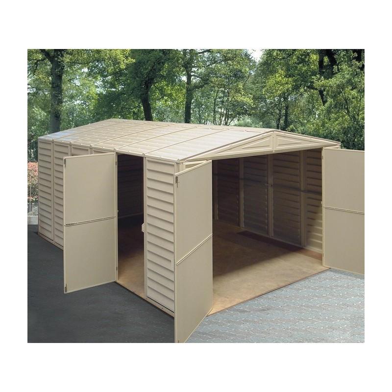 DuraMax 10x21 Vinyl Storage Garage Kit (01216)