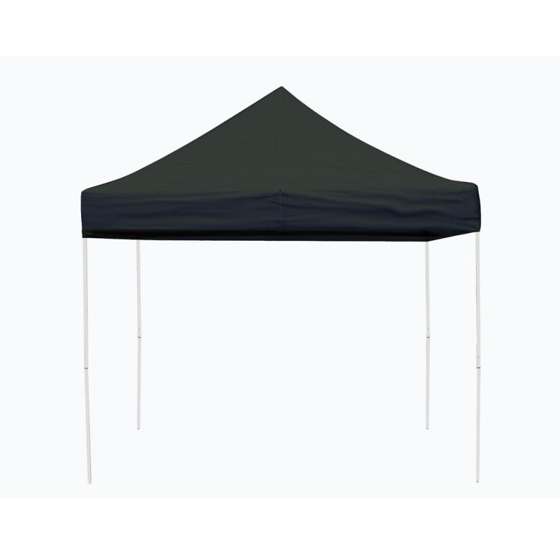 ShelterLogic 10x10 Straight Leg Pop-up Canopy - Black (22585)