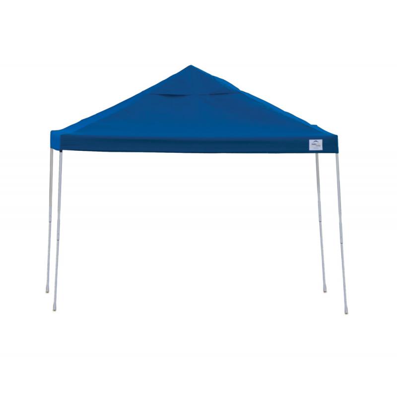 Shelter Logic 12x12 Straight Leg Pop-up Canopy - Blue (22540)
