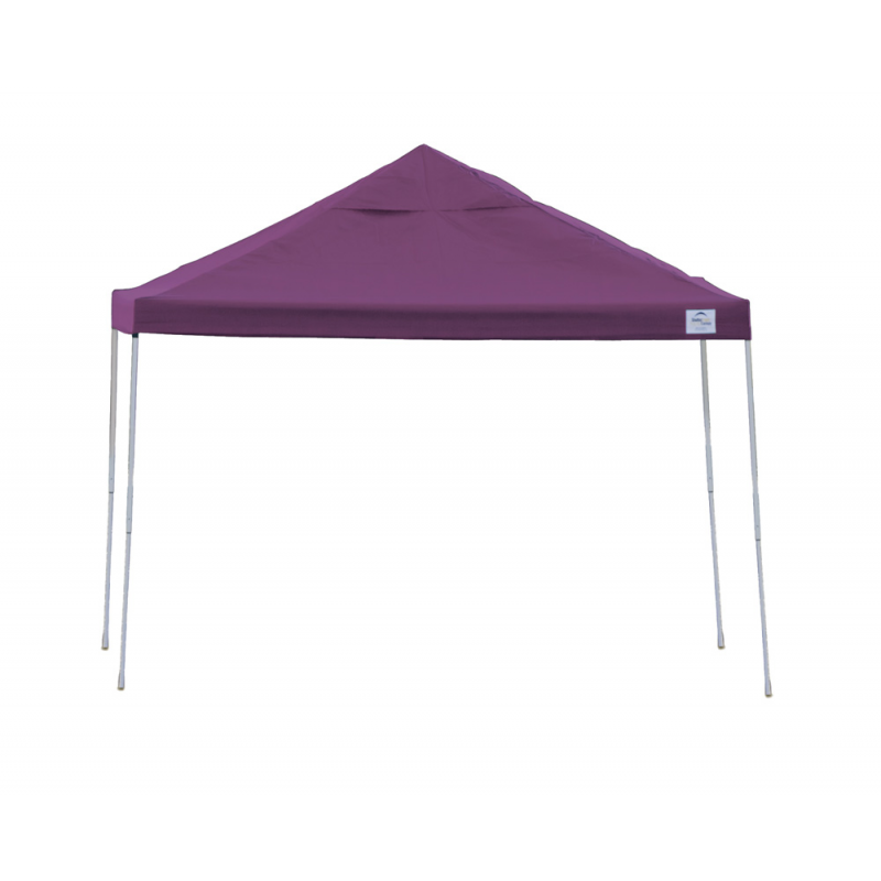 ShelterLogic 12x12 Straight Leg Pop-up Canopy - Purple (22707)