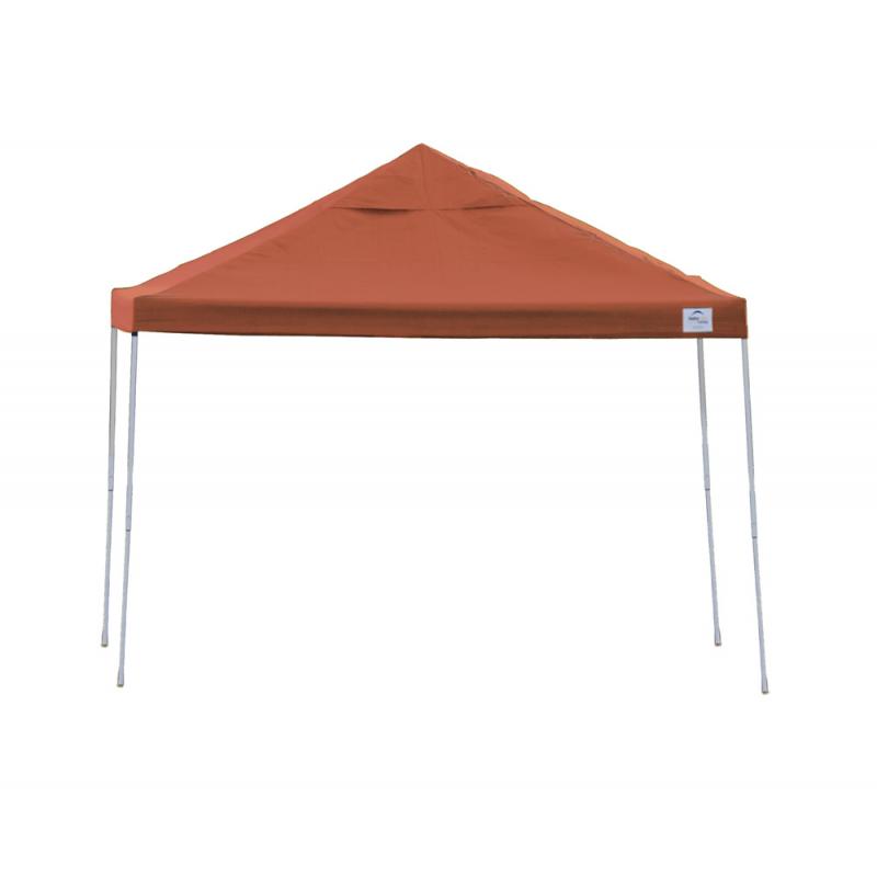 ShelterLogic 12x12 Straight Leg Pop-up Canopy - Terracotta (22742)