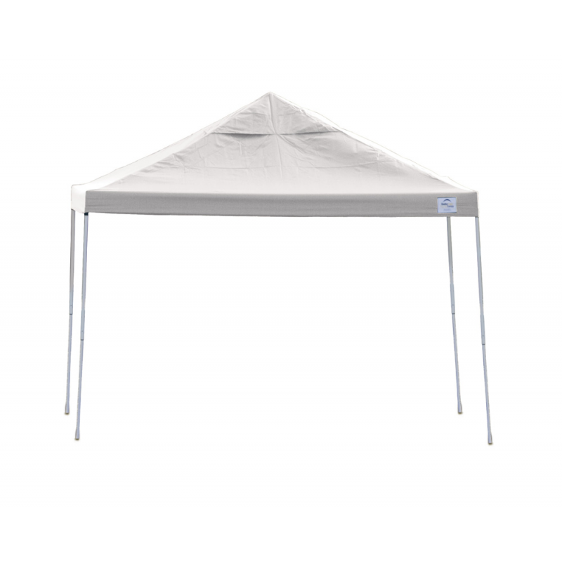 ShelterLogic 12x12 Straight Leg Pop-up Canopy - White (22538)