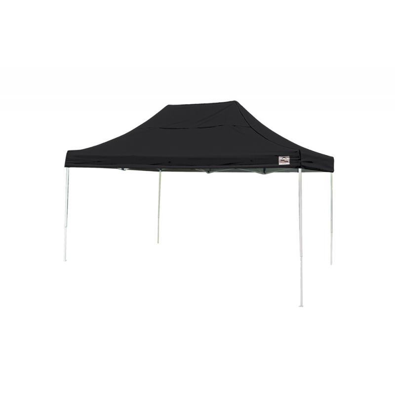 ShelterLogic 10x15 Straight Leg Pop-up Canopy - Black (22553)