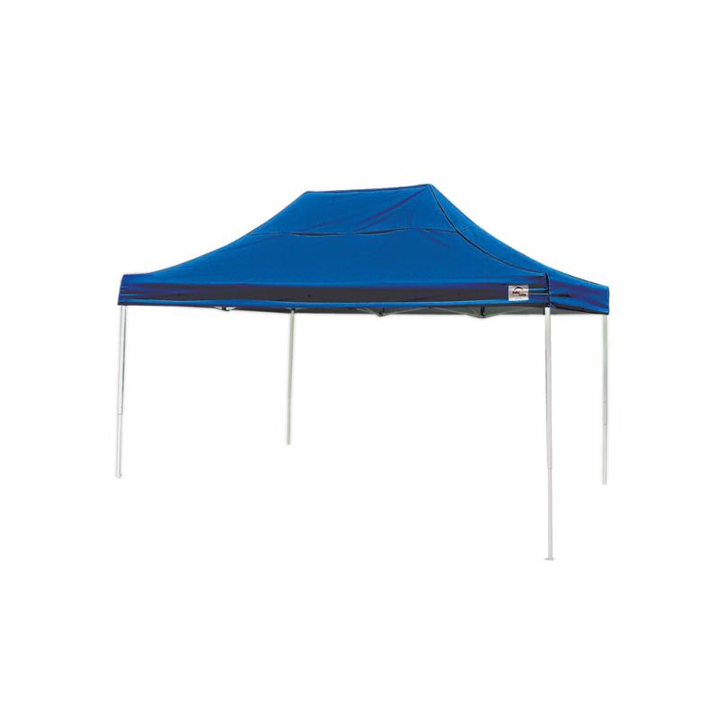 Shelter Logic 10x15 Straight Leg Pop-up Canopy - Blue (22551)