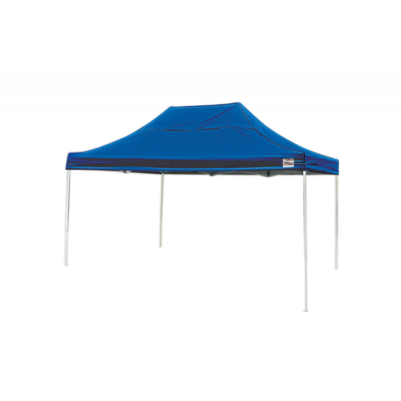 ShelterLogic 10x15 Straight Leg Pop-up Canopy - Blue (22551)