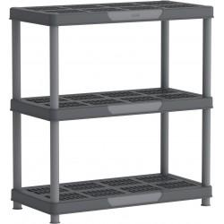 DuraMax Shelving Rack 3 Tier - Gray (86500)