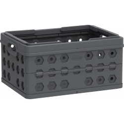 DuraMax Foldable Basket - Gray (86202)