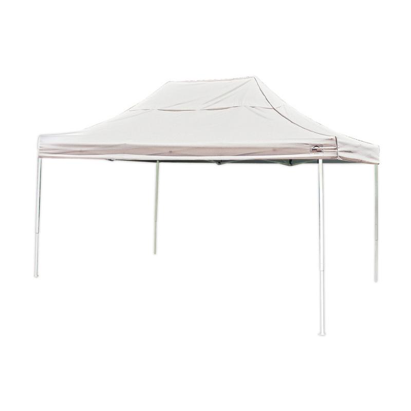 Shelter Logic 10x15 Straight Leg Pop-up Canopy - White (22599)