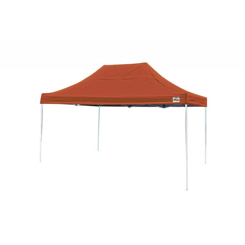 ShelterLogic 10x15 Straight Leg Pop-up Canopy - Terracotta (22739)