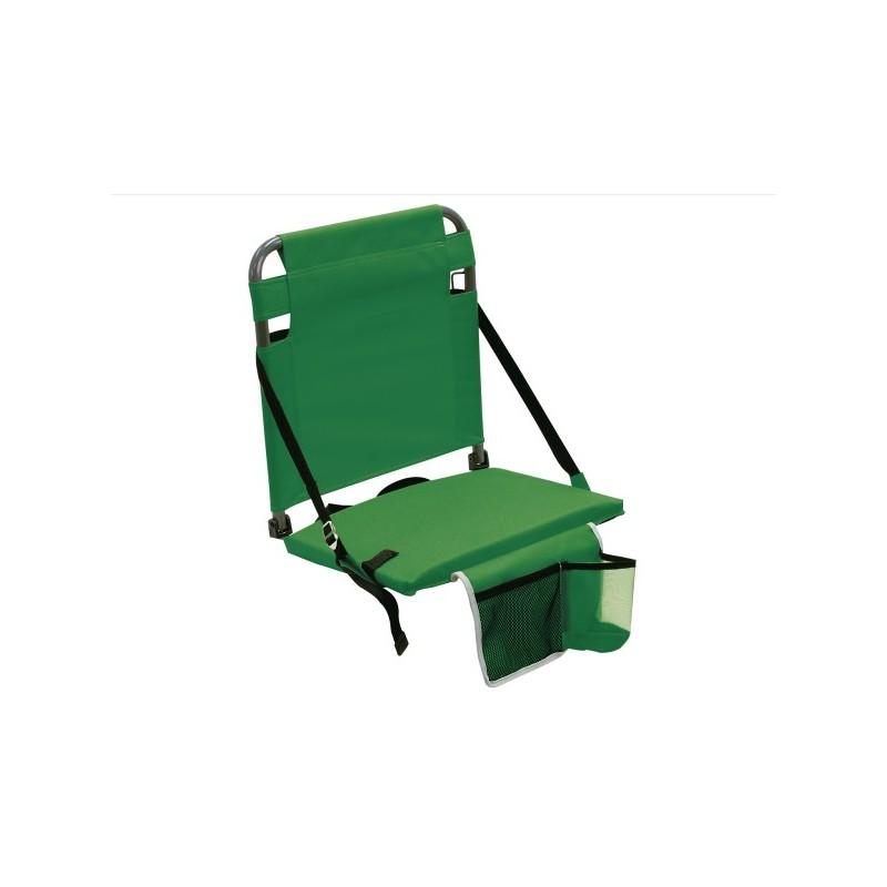 RIO Gear Bleacher Boss Bud Stadium Seat - Green (BBC101-417-1)
