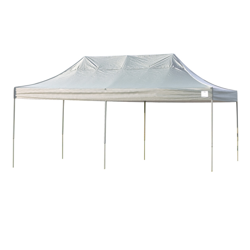 Shelter Logic 10x20 Straight Leg Pop-up Canopy - White (22534)