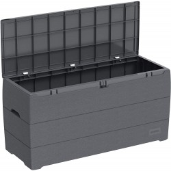 DuraMax 71 Gallon Deck Box - Gray (86600)