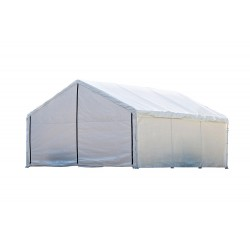 ShelterLogic 18×20 Canopy Enclosure Kit - White (26775)