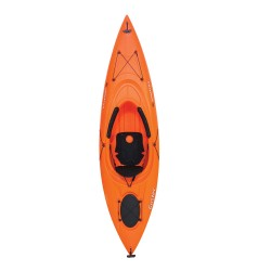 Lifetime 10 ft. Emotion Guster Sit-In Kayak - Orange (90490)