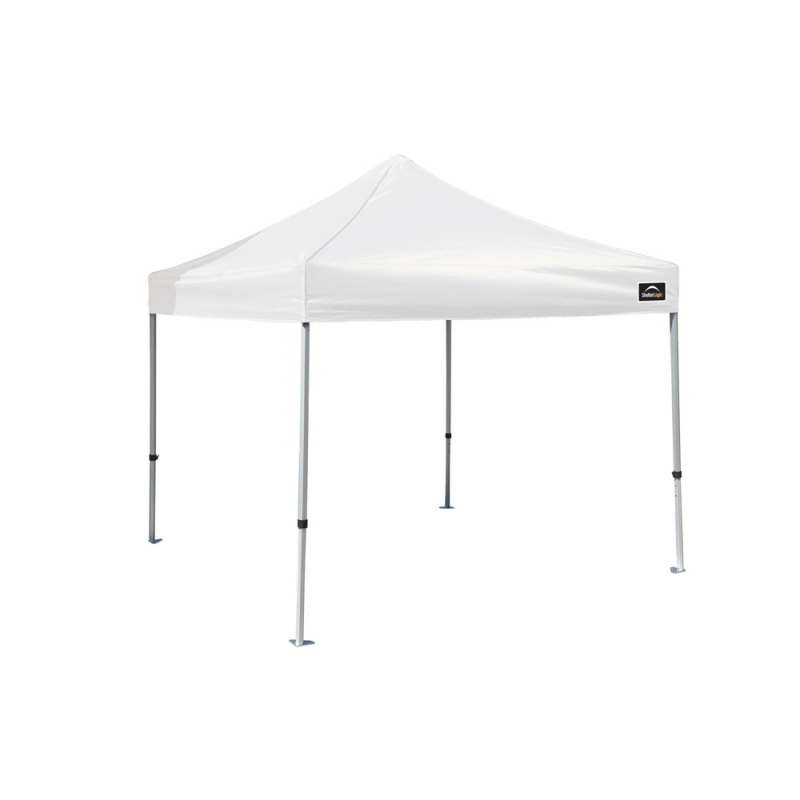 ShelterLogic 10x10 -Pop-up Canopy - White (22700)