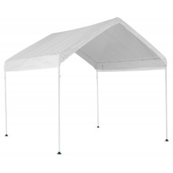 Shelter Logic 10'×10' Canopy - White (23521)