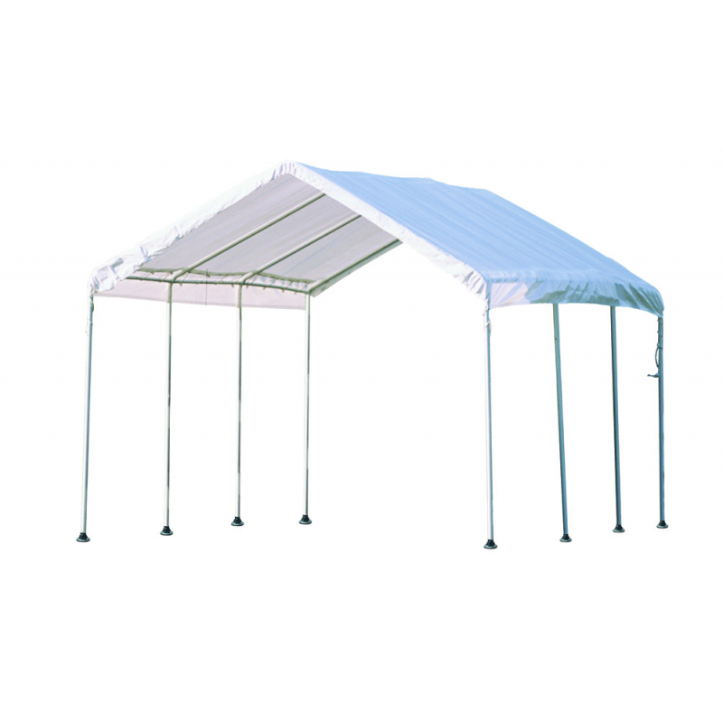 Shelter Logic 10'×20' Canopy - White (23522)