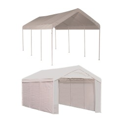 ShelterLogic 10'×20' Canopy - White (23529)