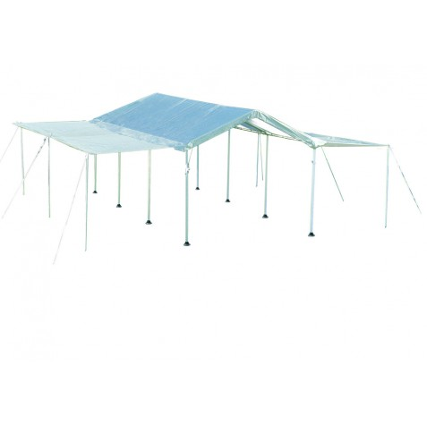 ShelterLogic 10'×20' Canopy - White (23530)