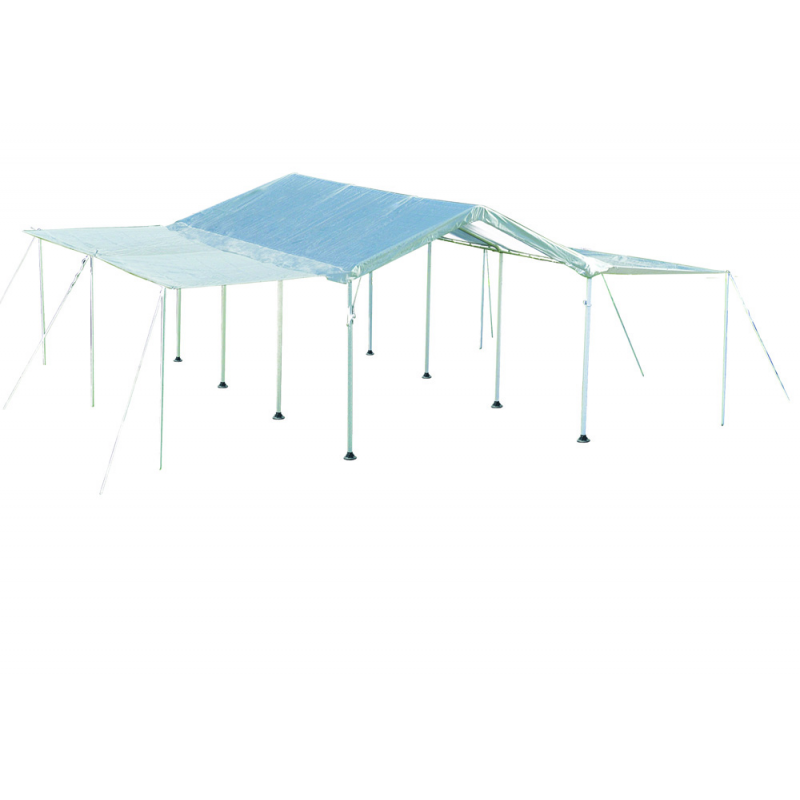 Shelter Logic 10'×20' Canopy - White (23530)