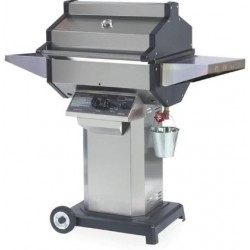Phoenix Grills Silver Stainless Grill (SDSSOCP)