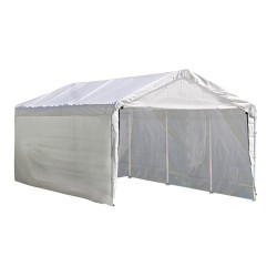 Shelter Logic 10'×20' Canopy - White (23532)