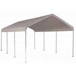 Shelter Logic 10'×20' Canopy - White (23571)