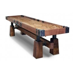 Kush 14ft Rustic Shuffleboard Table (036)