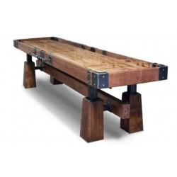 Kush 16ft Rustic Shuffleboard Table (037)